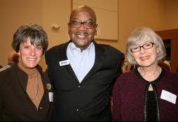 Jill Ravitch, Curtis Byrd, Lynn Woolsey